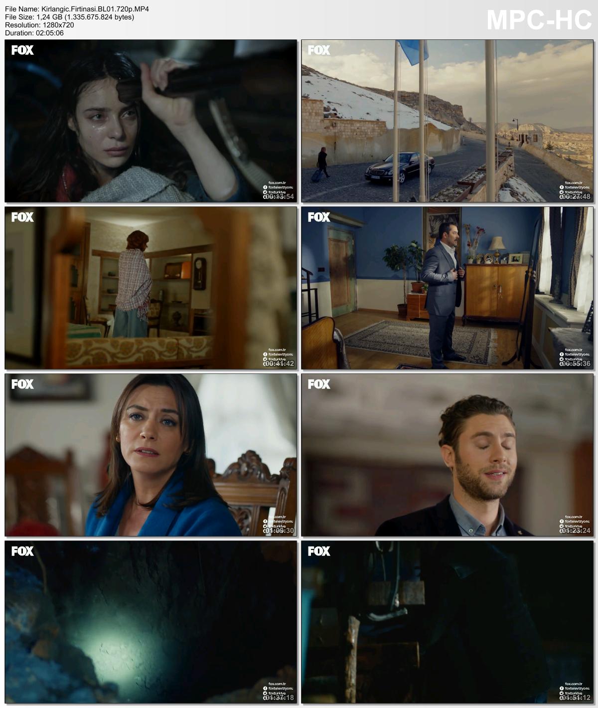 Kırlangıç Fırtınası 7.Bölüm Final (HD - x264 - 720p) Tüm Bölümler - VKRG