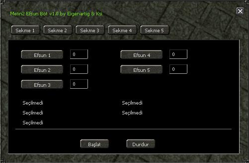 EkinoksMt2 – Wslik Server
