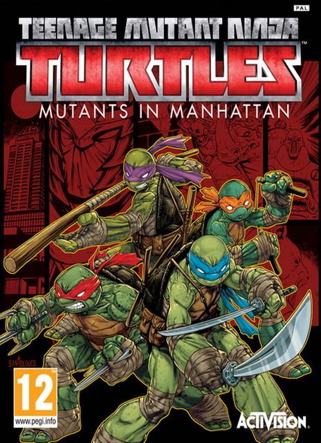 Teenage Mutant Ninja Turtles Mutants in Manhattan - CODEX