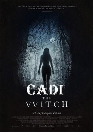 Cadı - The VVitch: A New-England Folktale | 2015 | BRRip XviD | Türkçe Dublaj - Teklink indir