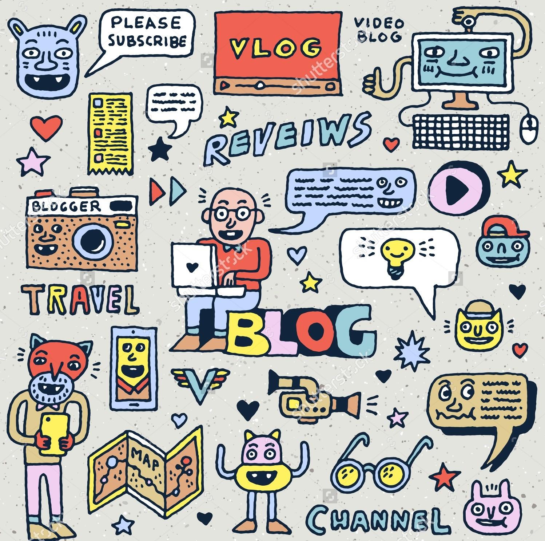 Vloglar Hızla Blogların Yerini Alıyor