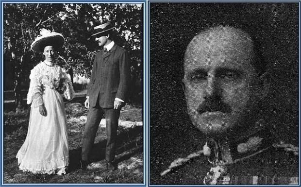 Lilian ve Charles Doughty Wylie - Doughty Wylie