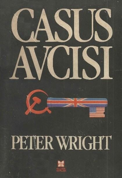 Peter Wright Casus Avcısı Pdf E-kitap indir