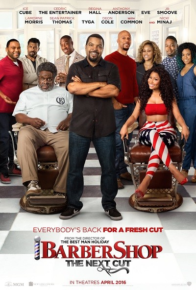 Berber Dükkanı 3 - Barbershop: The Next Cut 2016 BRRip XViD Türkçe Dublaj - Tek Link Film indir