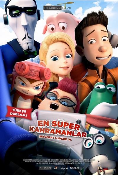 En Süper Kahramanlar (2016) BRRip XviD - Türkçe Dublaj