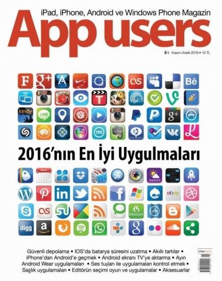 App Users Aralık 2016