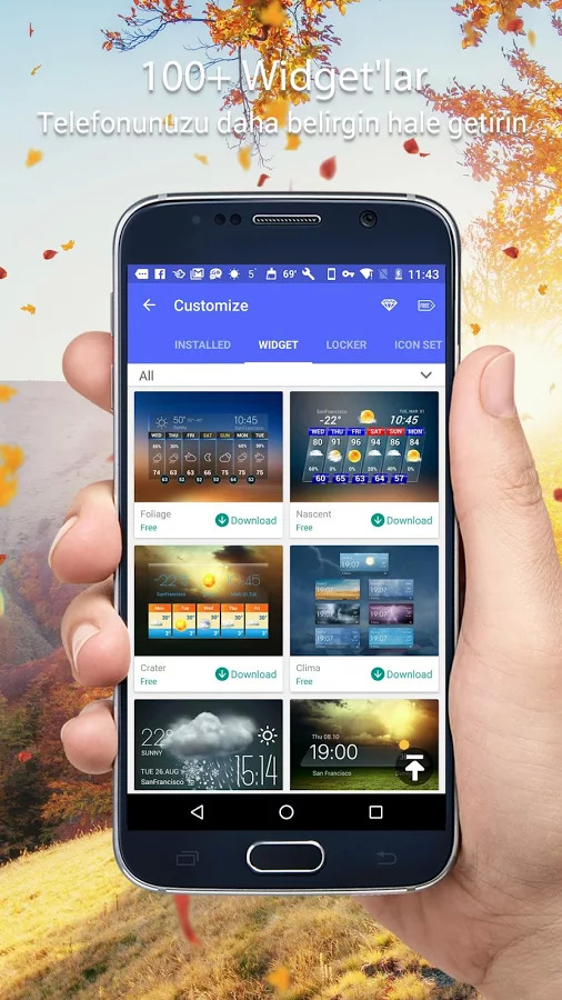 Amber Weather - Local Forecast v3.5.2 [Unlocked]