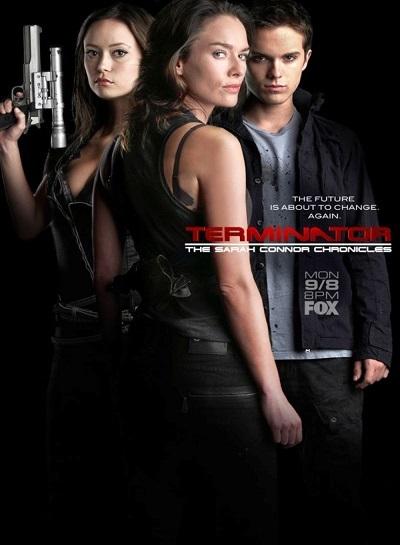 Terminator: The Sarah Connor Chronicles 2.Sezon Tüm Bölümler ( BRRip XviD ) Türkçe Dublaj Tek Link İndir