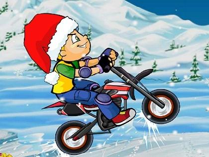 Karda Motor Yarışı Oyunu