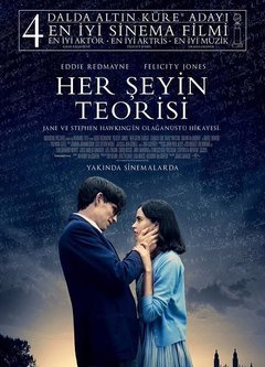 Her Şeyin Teorisi - The Theory of Everything 2014 Türkçe Dublaj MP4