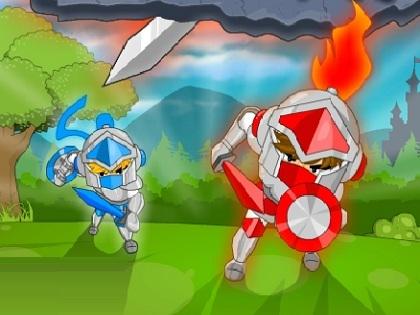 Ateş ve Buz Samuray Oyunu