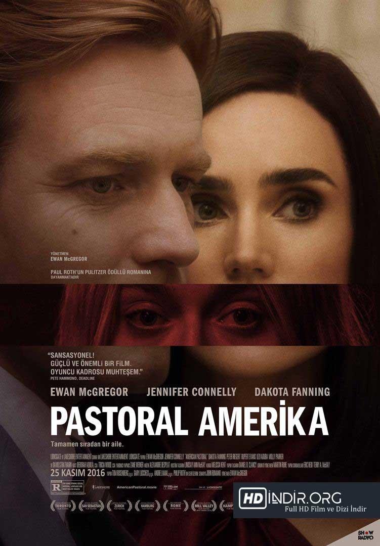 Pastoral Amerika (2016) Türkçe Dublaj HD  - Film indir