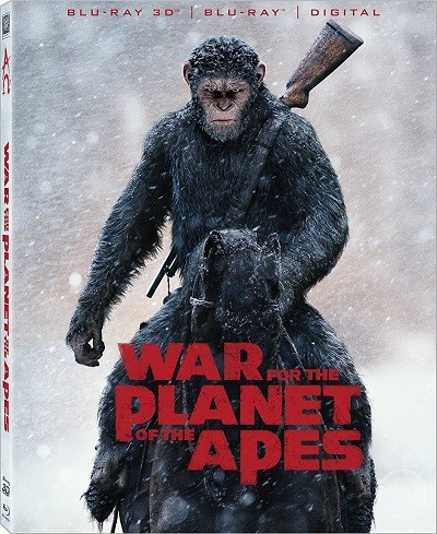 Maymunlar Cehennemi: Savaş – War for the Planet of the Apes 2017 (3D-BluRay – 1080p) DuaL TR-ENG indir