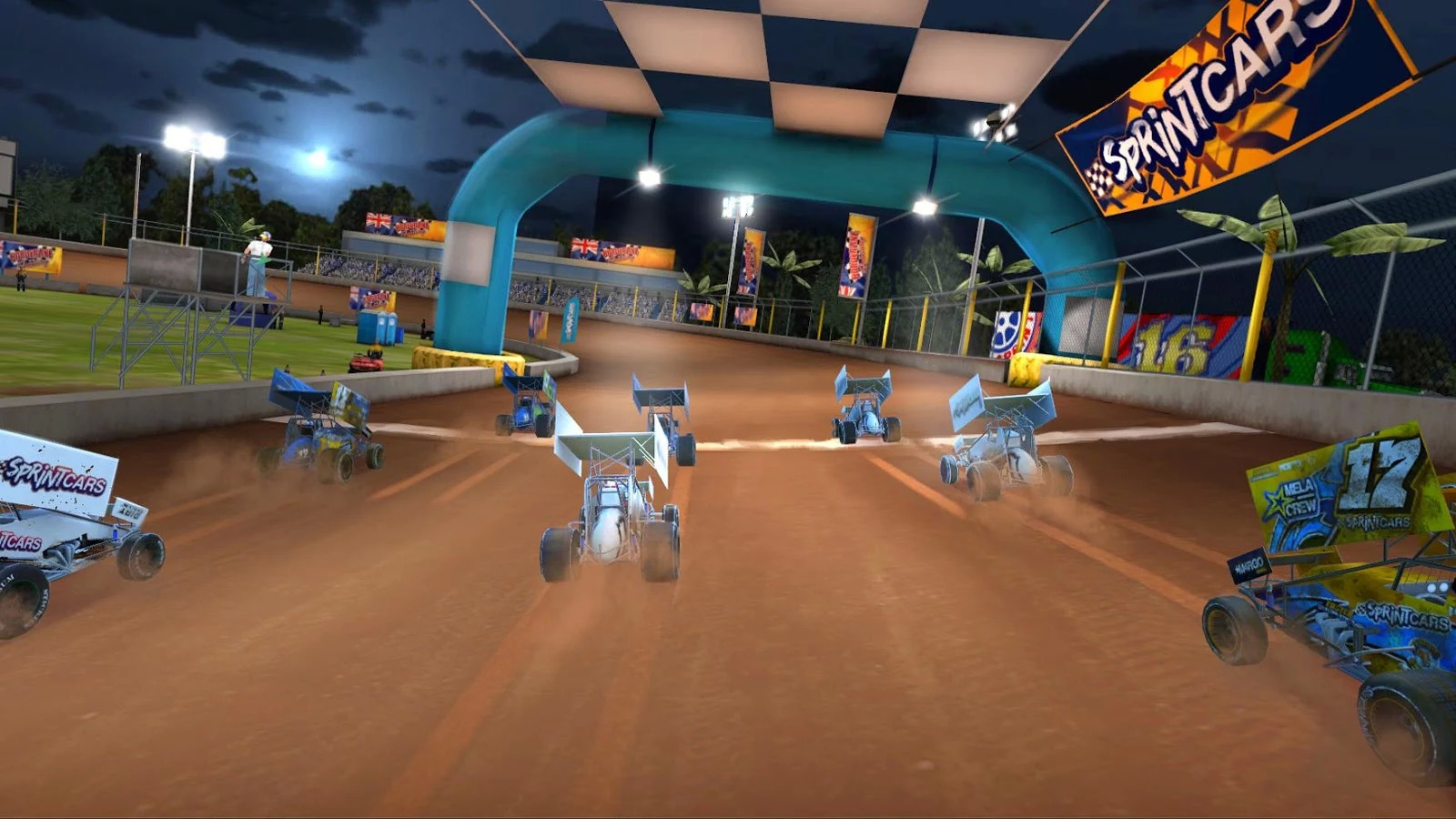 Dirt Trackin Sprint Cars Android