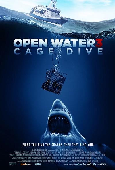 Açık Deniz 3: Kafes Dalışı – Open Water 3: Cage Dive 2017 (BRRip – m720p – m1080p) Türkçe Dublaj indir