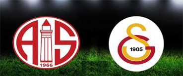 Antalyaspor - Galatasaray maçı muhtemel 11'leri