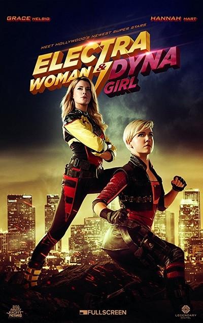 Electra Ve Dyna – Electra Woman and Dyna Girl 2016 WEBRip x264 Türkçe Dublaj indir