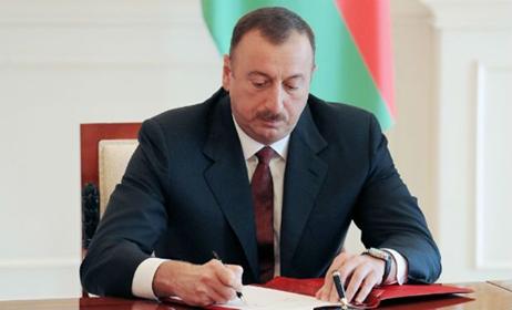 Prezident Zeynal Nağdəliyevin oğluna da diplomatik rütbə verdi