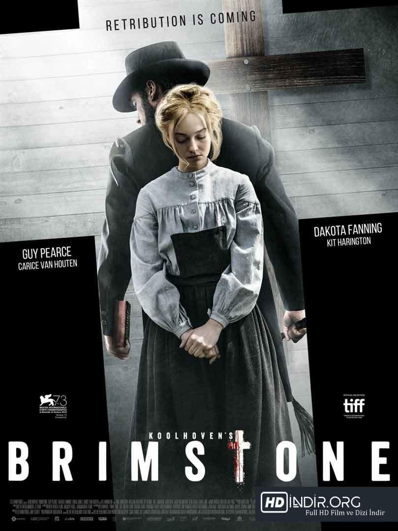 Cehennem - Brimstone (2016) Türkçe Dublaj HD İndir