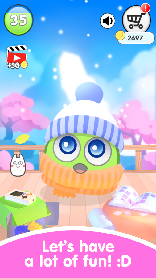 My Chu 2 - Virtual Pet Android