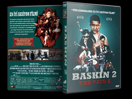 Baskın 2 – The Raid 2 2014 DVD-9 DuaL TR-EN – Tek Link