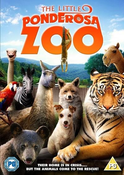 Küçük Ponderosa Hayvanat Bahçesi – The Little Ponderosa Zoo 2014 DVDRip XviD Türkçe Dublaj  – Tek Link