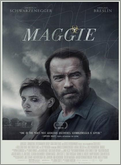 Maggie 2015 (BRRip XviD) Türkçe Dublaj