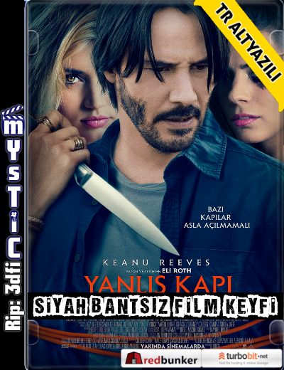 Knock Knock – Yanlış Kapı (2015) (ANAMORPHIC Siyah Bantsız BluRay m1080p) Türkçe Altyazılı hd film indir
