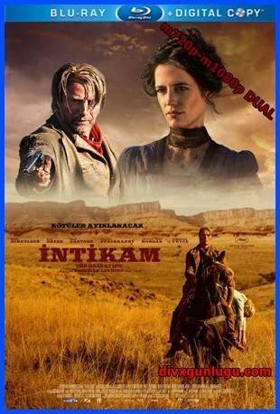 Intikam – The Salvation 2014 m720p-m1080p Mkv DuaL TR-EN – Tek Link