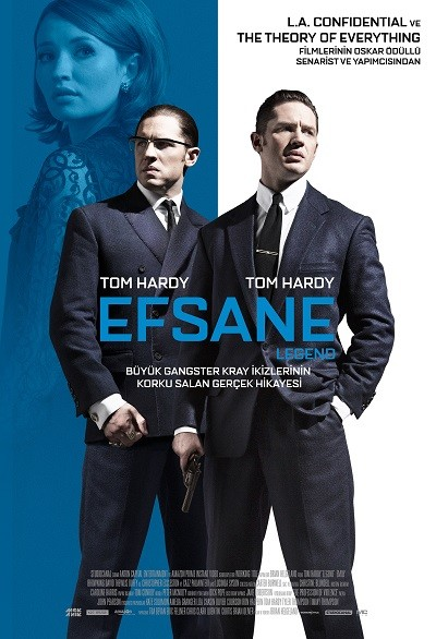 Efsane – Legend – 2015 ( BRRip XviD ) Türkçe Dublaj