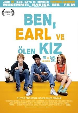 Ben, Earl ve Ölen Kız – Me and Earl and the Dying Girl 2015 BRRip XviD Türkçe Dublaj – Tek Link