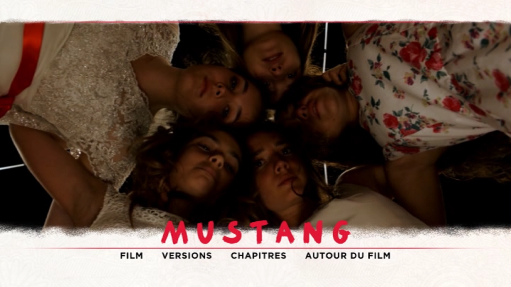 Mustang | 2015 | DVD-5 - Tek Link