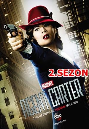 Marvel's Agent Carter 2. Sezon 720p HDTV Tüm Bölümler Türkçe Altyazılı – Tek Link