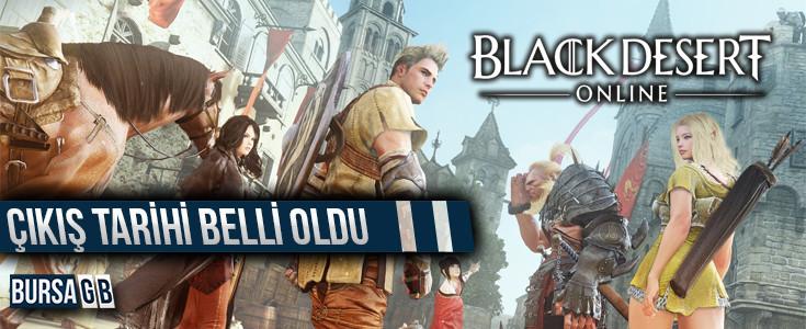 Black Desert Online'in Çikis Tarihi Belli Oldu!