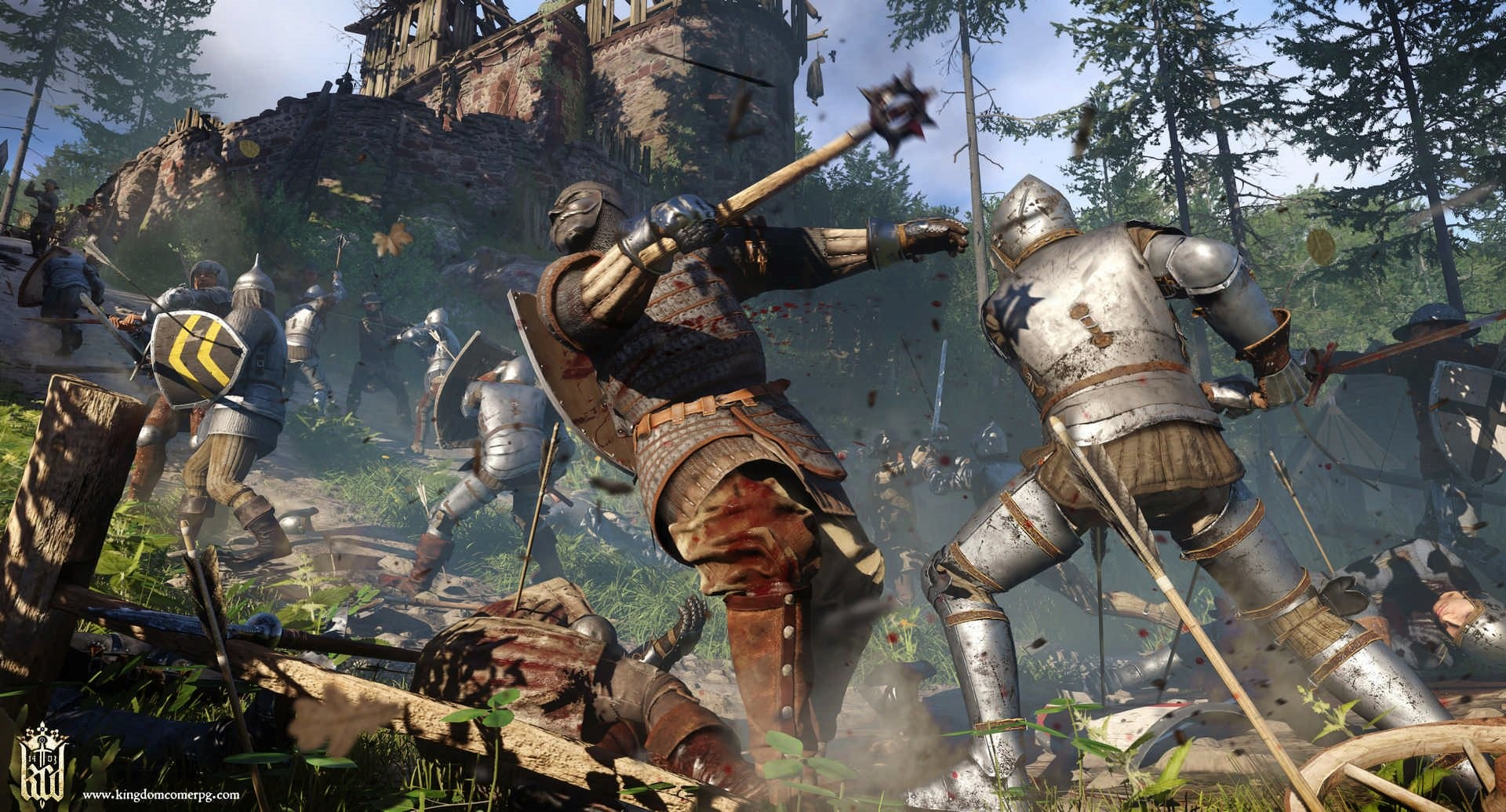 Kingdom Come: Deliverance Türkçe. inceleme GamesDocument