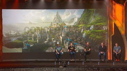 Stormwind - Warcraft: İki Dünyanın İlk Karşılaşması