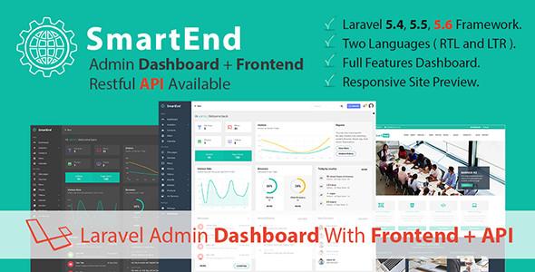 SmartEnd v4.4 - Admin Yönetici Paneli Scripti