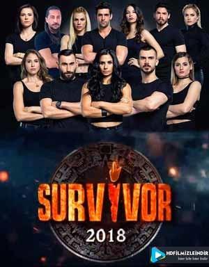 Survivor 2018 27.Bölüm İzle İndir Full HD 720p Tek Parça (18 Mart 2018)