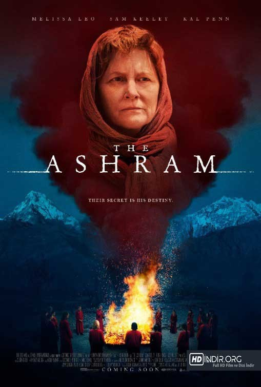 Aşram - The Ashram (2018) Türkçe Dublaj HDRip İndir