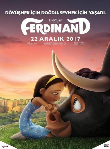 Ferdinand - 2017 - BRRip - Türkçe Dublaj