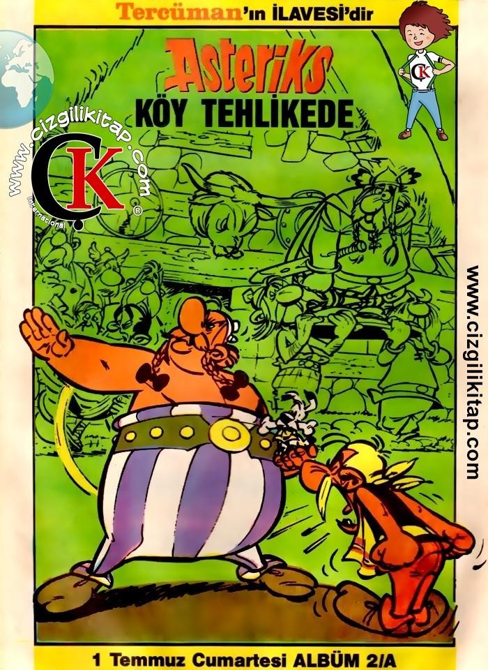 Çizgi Roman, Asteriks