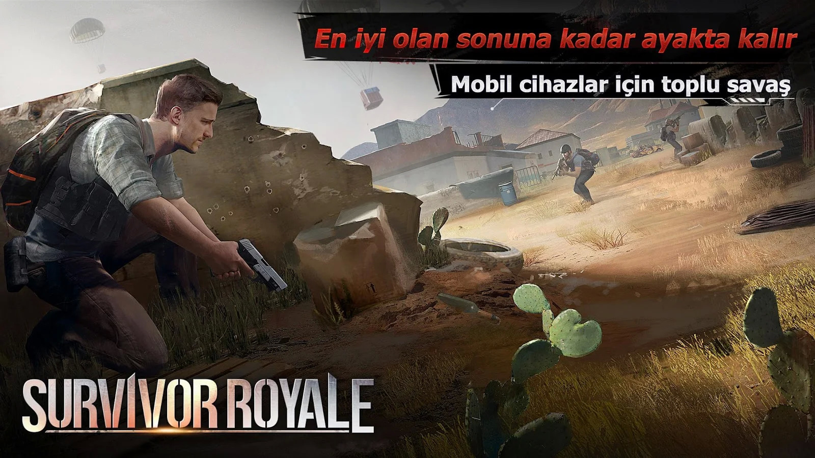 Survivor Royale Android Oyun