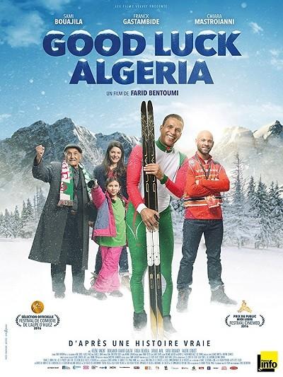 İyi Şanslar Cezayir – Good Luck Algeria 2016 WEBRip XviD Türkçe Dublaj indir