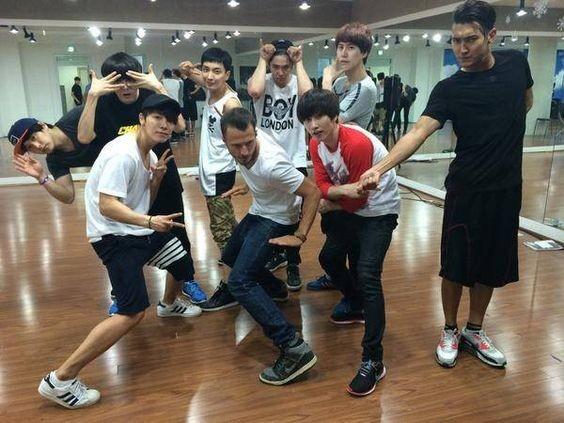 Super Junior Eski Fotoğrafları XPDap5