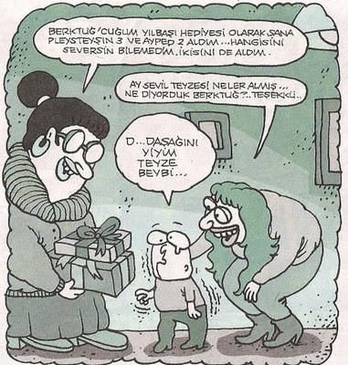 Teyze Beybi Yigit Ozgur