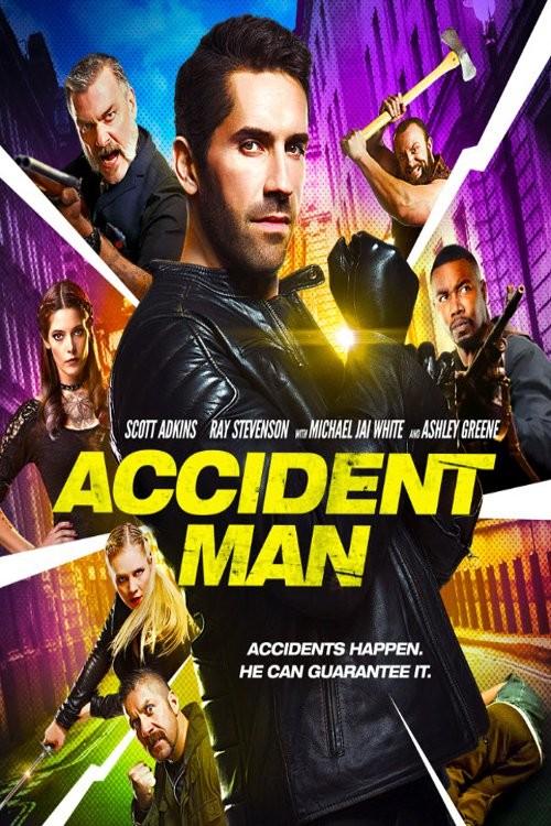 Accident Man 2018 Türkçe Dublaj izle