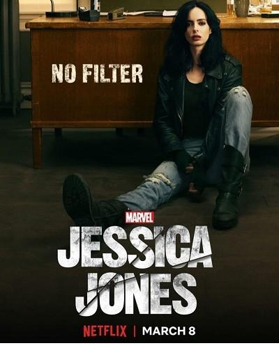 Jessica Jones 2.Sezon Tüm Bölümler (WEB-DL – 1080p) Türkçe Dublaj – indir