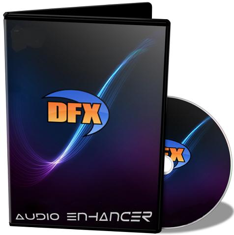 DFX Audio Enhancer 13.006 Full İndir Türkçe PREAKTİF SÜRÜM - YÜKSEK SES -