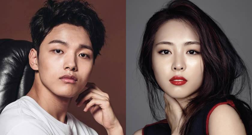 "Yeo Jin-Goo ve Lee Yeon-Hee ""Reunited Worlds""un Kadrosunda"