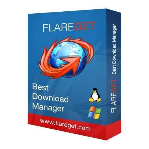 FlareGet İndir – Full Türkçe İDM Alternatifi